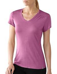 Smartwool Damen T-Shirt Flight V-Neck