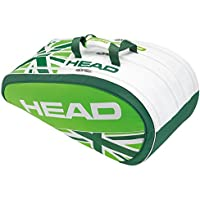 HEAD Edición Especial Blanca, Monstercombi Raquetero de Andy Murray