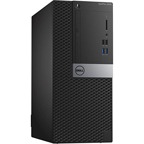 "Dell Optiplex 5050 MT - 6th Gen, Intel Core i5-7500u-3.2GHz Upto 3.6GHz || 4GB DDR-4 RAM || 1TB HDD || Win 10 Pro || DVD+RW || with 3 Years Warranty || with Monitor (E2016) 19.5"""
