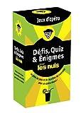 Défis, Quiz et Énigmes pour les Nuls Jeux d'apéro...