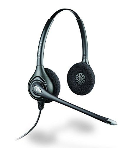 Plantronics D261 SupraPlus Digital Headset Binaural Plantronics Supraplus Noise Cancelling Headset
