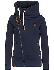 Naketano Female Zipped Jacket Family Biz VII