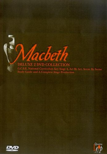 Macbeth - Deluxe G.C.S.E. Study Guide / Stage Production [UK Import]