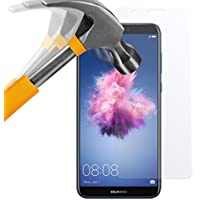 Huawei P Smart Panzerglas Folie - moodie Premium Glasfolie 9H Panzerglasfolie für Huawei P Smart