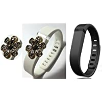 2pcs Fashion Wristband for Fitbit Flex with Clasp Wireless Activity-fitness