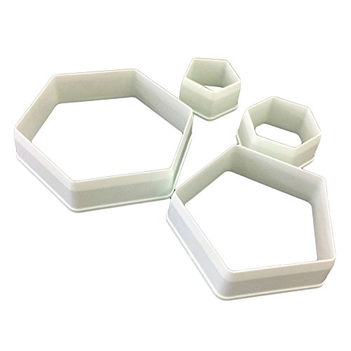 z von 4) die einfachste Fußball/Soccer Cookie Cutter Set Stadion Spieler WM-Kuchen/Fond/Gumpaste/Sugarcraft dekorieren Werkzeuge ()