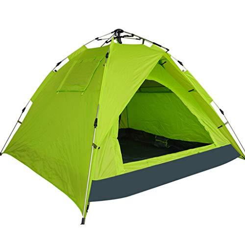 Mrw 2 Personen Backpacking Zelt - 3 Season Large Lightweight, tragbar für Camping Wandern, einfache Einrichtung -