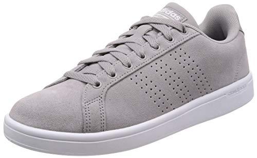 adidas Cloudfoam Advantage Clean, Zapatillas de Tenis para Hombre, Gris Lgrani/Ftwwht, 40 2/3 EU