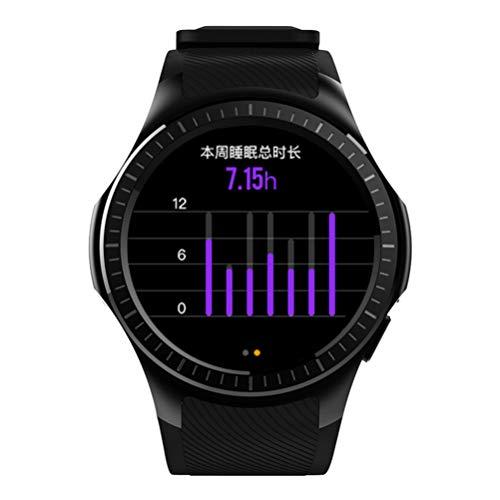 ZLOPV Pulsera Niños GPS Tracker Watch 4G Relojes Inteligentes GPS LBS WiFi...