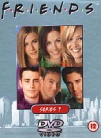 Friends: Complete Series 7 [DVD] [1995]