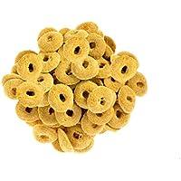 twohe Arts Caballos Fuga erli maíz anillos by (100% Natural)