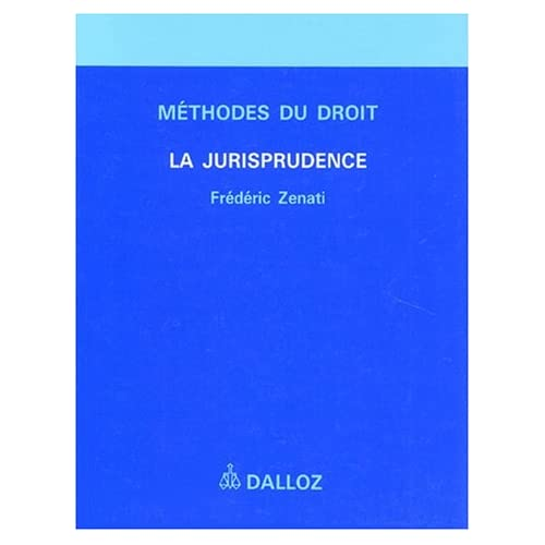 La Jurisprudence, 1re édition