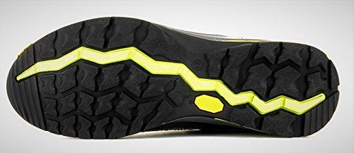 Grisport Unisex Schuhe Herren und Damen Terrain low Gritex Trekking- und Wander- Halbschuh aus hochwertigem Wildleder, Membrankonstruktion, Vibram-Sohle V8