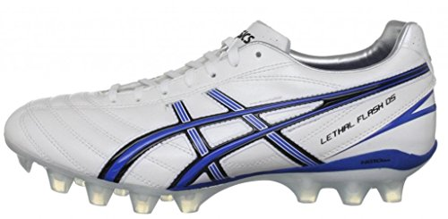 4Digital Media Asia - Lethal Flash Ds It, Scarpe Rugby da uomo WHITE/ORION BLUE/BLACK