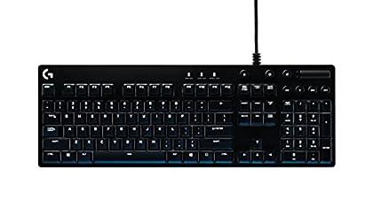 Logitech G610 Orion Brown - Teclado Gaming, Neg...