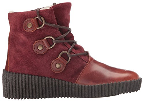 Fly London Abat251fly, Polacchine Donna Rosso (Brick/wine 002)