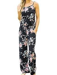 Amazon Fr Pantalon Fleuri Vetements