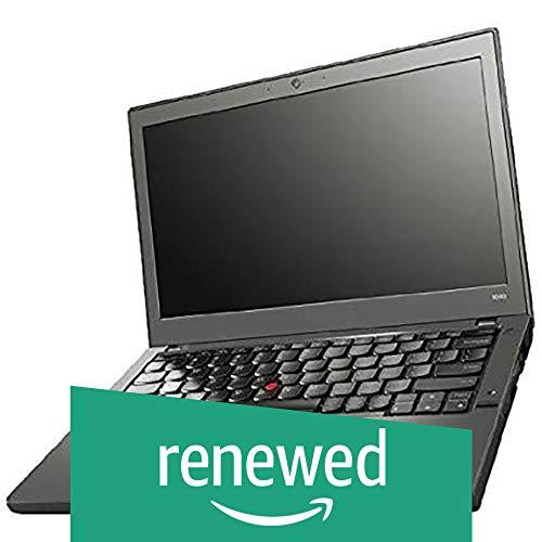 Renewed  Lenovo ThinkPad X240 i5 8  GB 1 TB 12.5 inch Laptop  4th Gen Core i5/8 GB/1TB/Windows 7/Integrated Graphics , Black