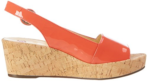 Högl Damen 3-10 3204 8500 Wedges Orange (melone8500)