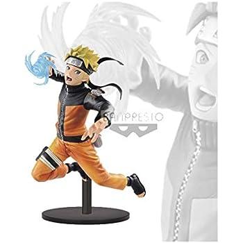 Anniversario ORIGINALE Banpresto OFFERTA NARUTO Figura Statuetta 16cm JUMP 50