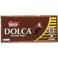 Nestlé - Dolca - Tableta De Chocolate Negro - 125 g - [Pack de 28]