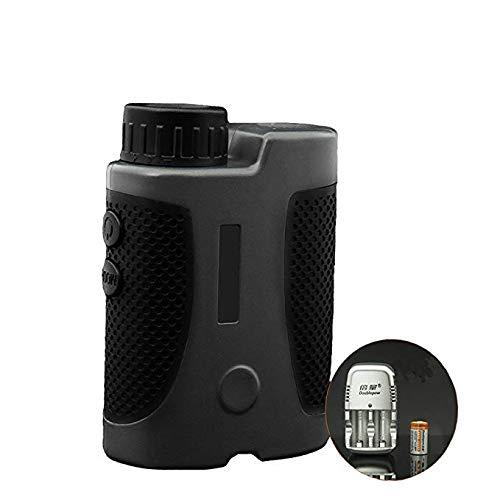 BG&MF Golf Telemetro, Rangefinder 500m Laser Ingrandimento 7X Super Leggero, Precisione ±1m,Caccia,altezza/Velocità /Angolo di misurazione,monoculare telescopio-4 modalità(multifunzione)