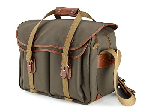 Bargain Billingham 445 FibreNyte Bag for Camera – Sage/Tan Online