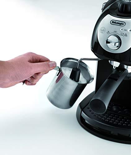 De'Longhi EC 201.CD.B Macchina per il Caffè, 15 bar, 1100W, colore Nero Img 1 Zoom