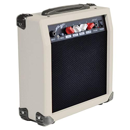 Johnny Brook 20W Gitarren Verstärker (Farbe Weiß)