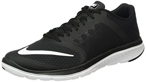 Nike Fs Lite Run 3, Scarpe da Corsa Uomo, Talla nero / bianco