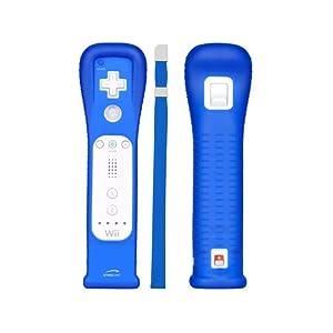 Wii – Protection Skin für Wii Motion Plus, blau