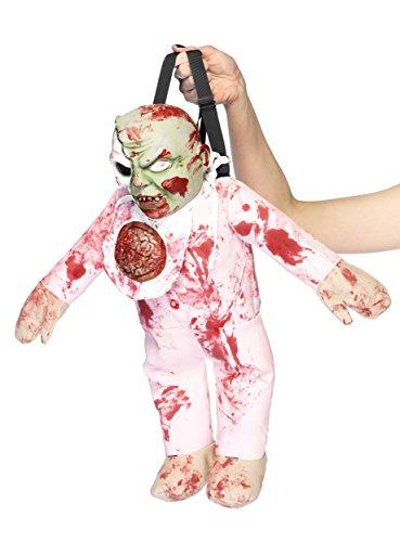 Leg Avenue A1046LA Zombie Baby-Rucksack (Baby Rucksack Zombie)