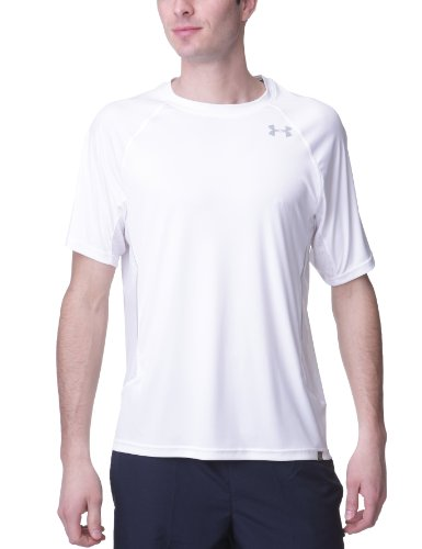Under Armour Draft (Under Armour Herren T-Shirt Draft Catalyst, weiß wht, SM)