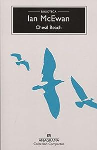 Chesil Beach par Ian McEwan