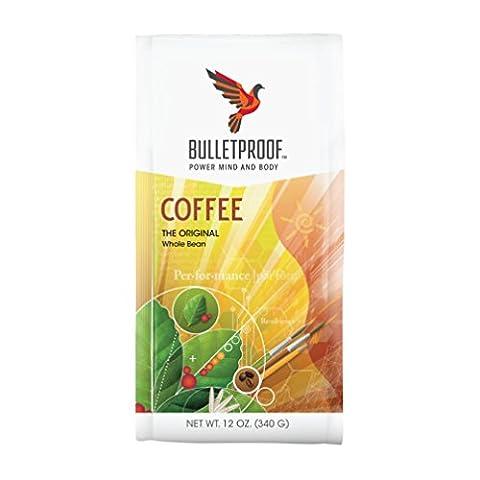 Bulletproof - Upgraded Coffee (whole bean) - 340g/12oz (single)
