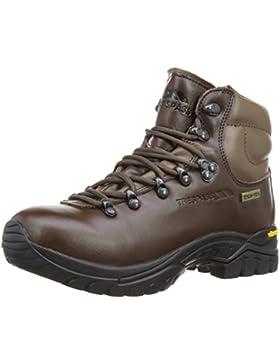 Trespass Walker Leather Walking Boot - Botas de cuero infantil