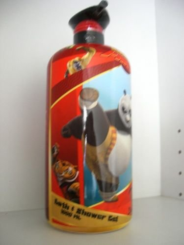 Preisvergleich Produktbild Kung Fu Panda Bade- und Duschgel