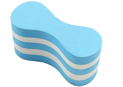 Drove Hervorragende Haltbarkeit Schwimmen Training Flexible Float buoy-blue