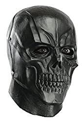 Batman Black Adult Costume Latex Mask