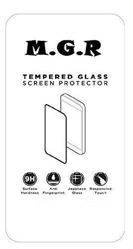 M.G.R Samsung Galaxy Grand Prime G530 [3D Touch Compatible – Tempered Glass] Screen Protector with [9H Hardness] [Premium Crystal Clarity] [Scratch-Resistant]
