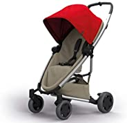 Quinny Zapp Flex Plus Stroller, 6 Months to 3 Years, Red On Sand
