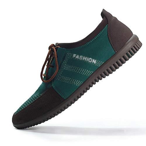 Chaussures HAIZJEN Homme, en Tissu pour Hommes, de désodorisant en Maille et de de Printemps et d'été