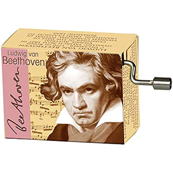 Fridolin Spieluhr Music Box Die Internationale 58461 Spieldose