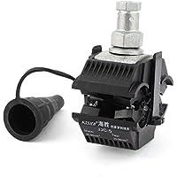 sourcingmap® Conector de perforación de aislamiento 100x61x50mm 1KV 214A 25-95 mm2 línea principal