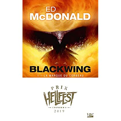 La Marque du corbeau: Blackwing, T1