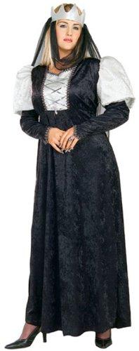 Kostüm-Set Hofdame (Für Plus Kostüme Frauen Renaissance Größe)