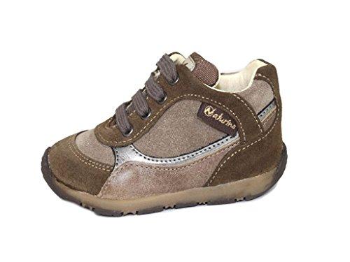 Naturino Scarpe Scarpe per bambini scarpe Shoe 4836, marrone (marrone), 21 EU