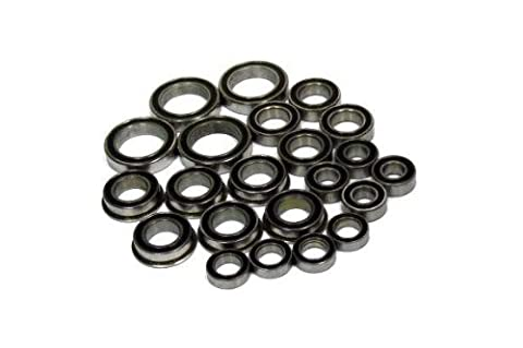 RCS Model Bearing Set for TEAM LOSI RC 8IGHT (W/OUT CLUTCH BRGS) BG130