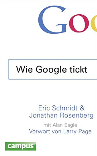 Wie Google tickt - How Google Works - Google Buecher