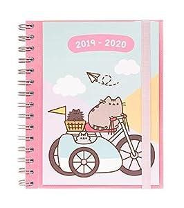 Agenda escolar 2019/2020 semana vista